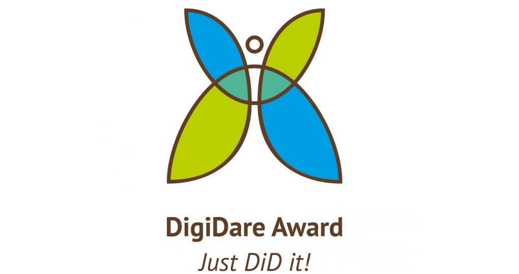 Ding mee naar de DigiDare Award