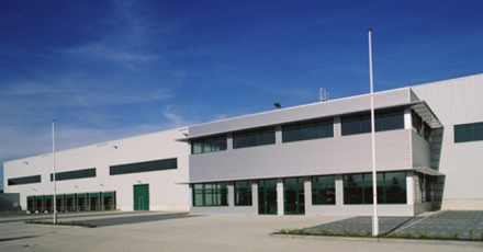 Distributiecentrum van ProLogis