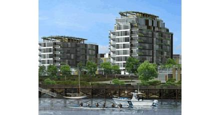 Dockside Green haalt LEED-platina