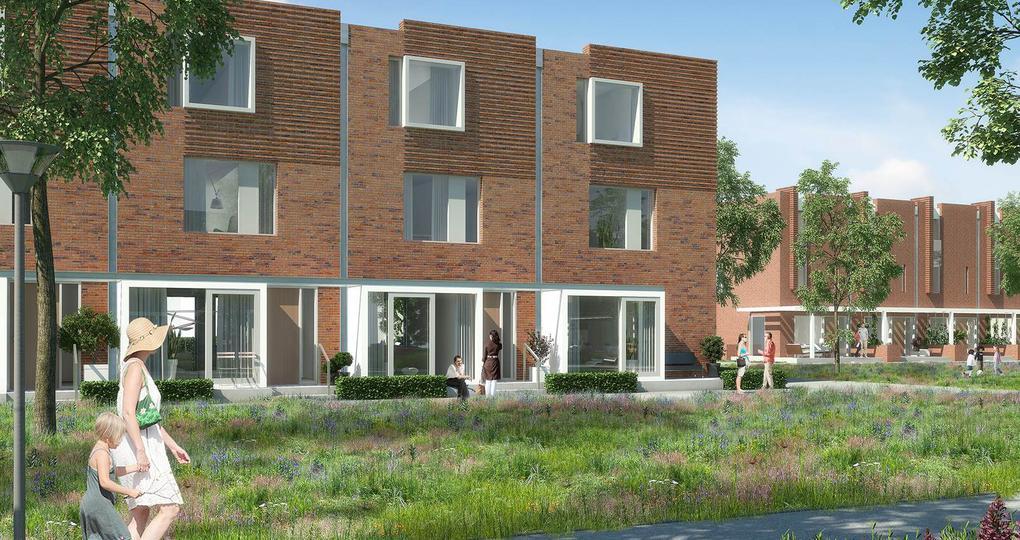 Dordrecht krijgt 72 gasloze huurwoningen
