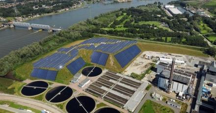 Dordrecht krijgt zonnepark