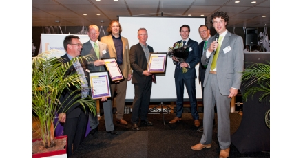 Drie BREEAM-NL In Use-certificaten voor CBRE Global Investors
