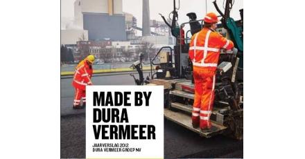 Dura Vermeer sluit 2012 positief af ondanks uitdagingen