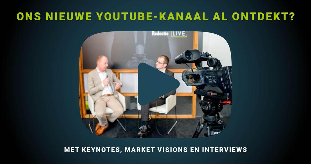 Duurzaam Gebouwd lanceert vernieuwd Youtube kanaal: Duurzaam Gebouwd LIVE