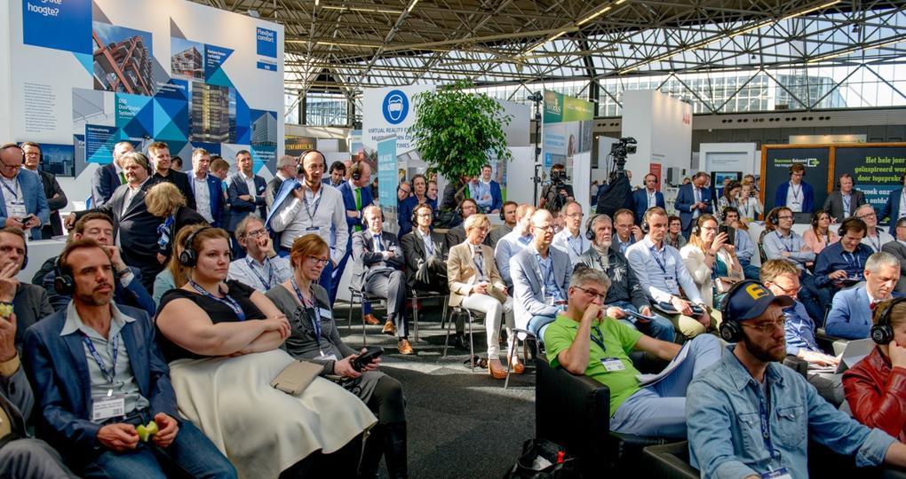 Duurzaam Gebouwd Live op Building Holland 2018: The Best Of