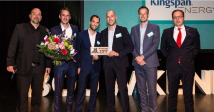 Duurzaam Gebouwd-partner krijgt BouwKennis Marketing Jaarprijs 2017