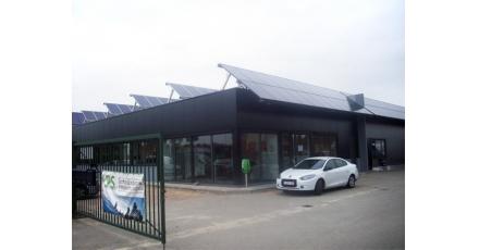 Duurzaam en groen kantoor