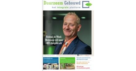 Duurzaam Gebouwd Magazine 29: Naar 100% hergebruik