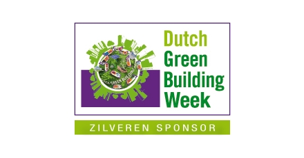 Duurzaam Gebouwd Zilveren Sponsor Dutch Green Building Week