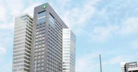 Duurzaamste kantoorgebouwen staan in Amsterdam