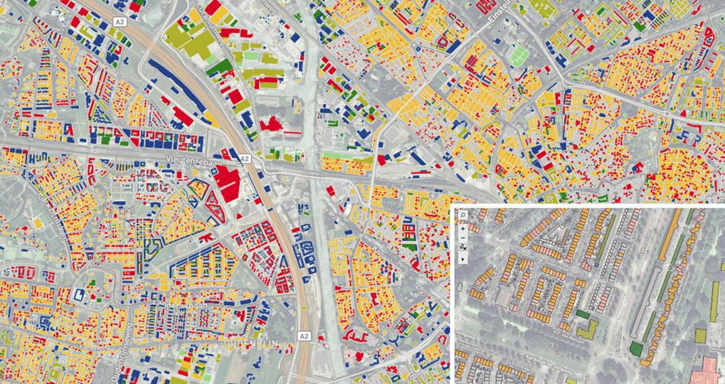 Duurzame Daken Kansenkaart toont potentie van daken