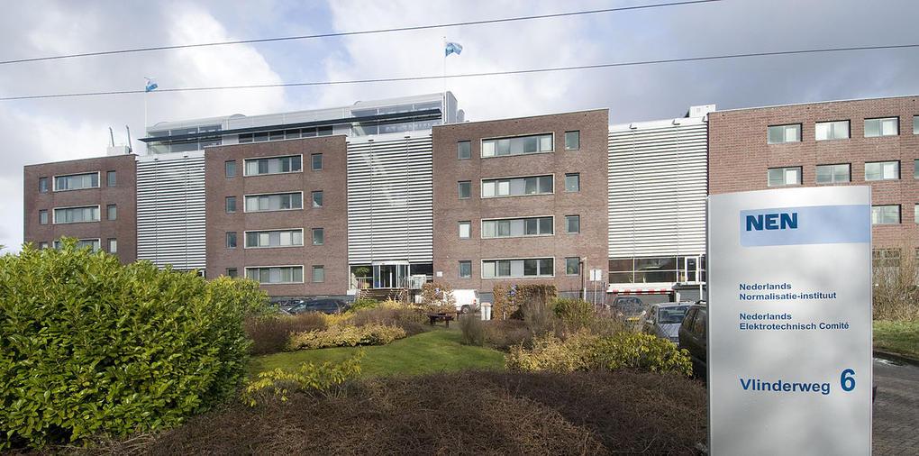 Duurzame energie en onderhoudscontract voor NEN in Delft