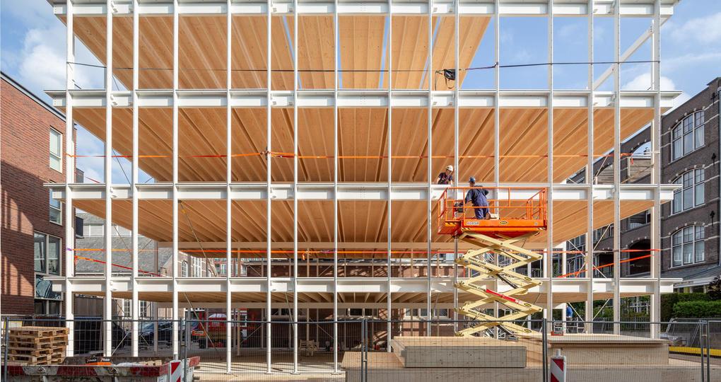 Duurzame gebouwen vragen om slimmere toepassing van hout