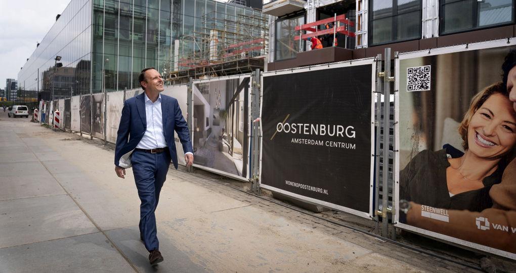 Duurzame herontwikkeling in Amsterdam goed voor schatkist