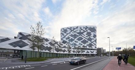 Innovaties bij Hilton Hotel op Schiphol