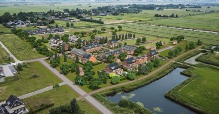 Duurzame koopwoningen in Bodegraven