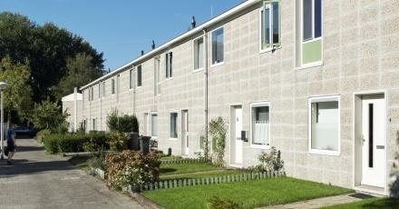Duurzame renovatie van Eindhovense wijk