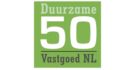 Duurzame 50 Vastgoed NL jury bekend