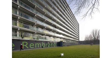 Duurzame renovatie Kinsan flats in Zwolle