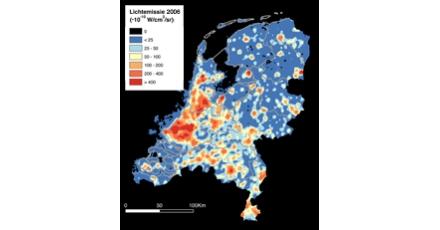 Duurzame Verlichtingstafel 'Lichthinder en lichtvervuiling'