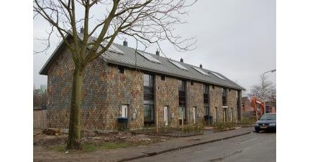 Duurzame woningrenovatie in de Kroeven te Roosendaal