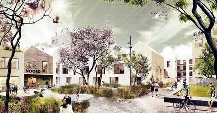 Duurzame woonwijk zoekt aannemer