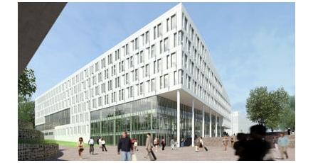 DWA gaat nieuwe kantoor SoZaWe Groningen monitoren