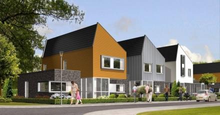 Ecowijk krijgt 77 energieneutrale woningen