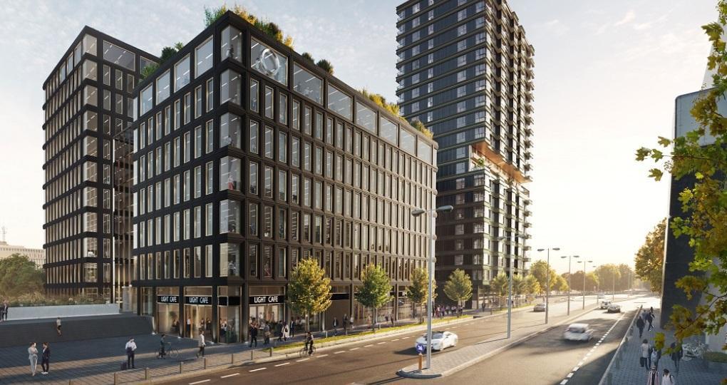 EDGE kondigt derde ontwikkeling aan in Eindhoven