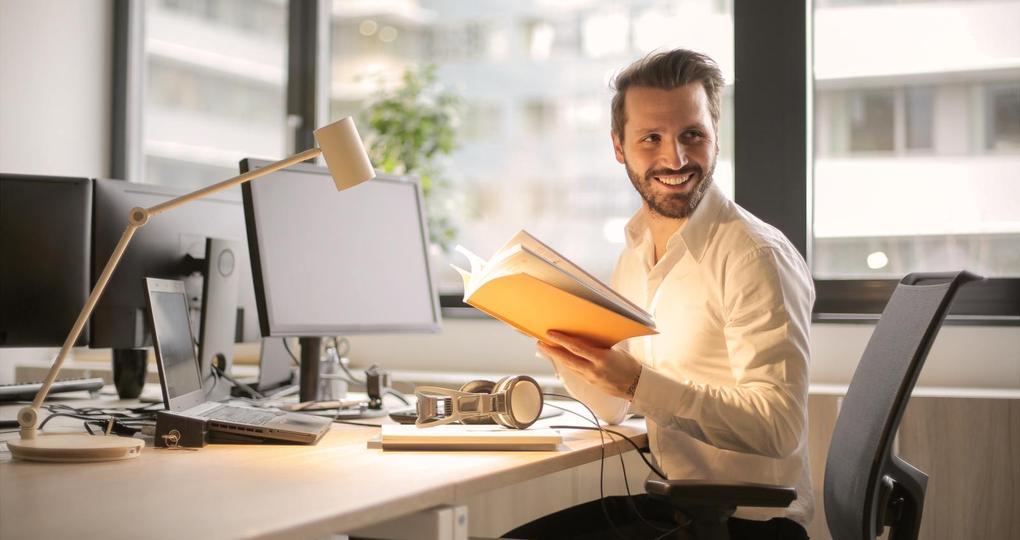 Een gezondere werkplek dankzij sensordata