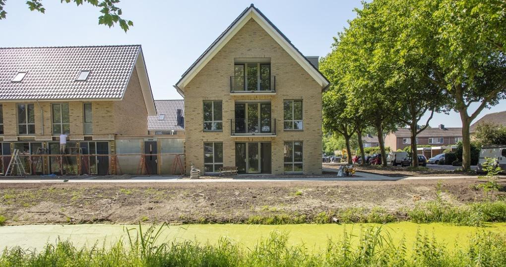 Een gouden stap in wijkontwikkeling