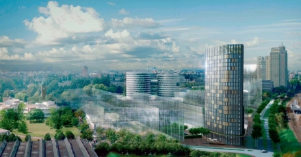 Een van Europa's duurzaamste hotels komt in Amsterdam