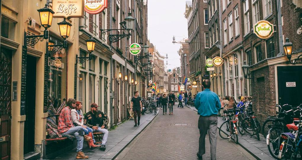 Eerste aardgasvrije woningen in Green Light District