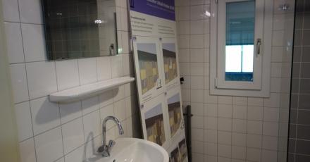 Eerste Badkamer Uitbuik Modules