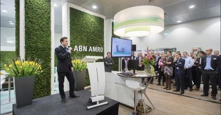 Eerste energieneutrale bankkantoor in Nederland