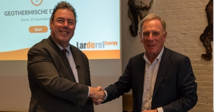 Eerste geothermiecentrale in Nederland