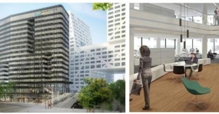 Eerste kantoor in Nederland met WELL-certificering