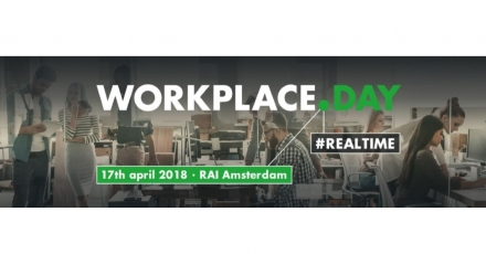 Eerste WorkPlace Day op 17 april