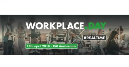 Eerste WorkPlace Day op 17 april