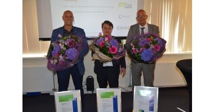 Eerste certificaten Straatwerk uitgereikt