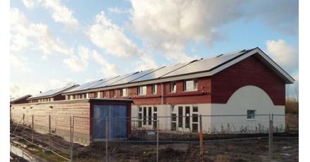 Eerste duurzame Brabantwoningen opgeleverd in Sint-Oedenrode