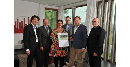 Eerste particuliere woonhuis met BREEAM-NL certificaat
