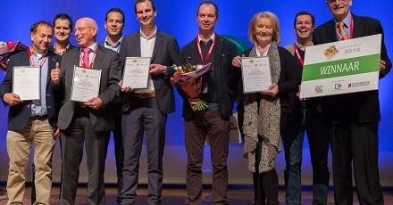 Eerste Supply Chain Award uitgereikt