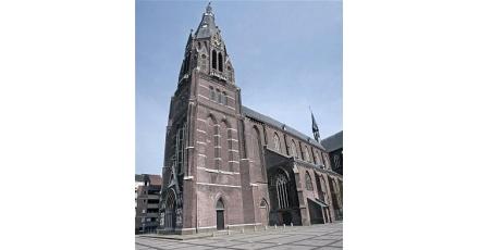 Eindhovense kerk krijgt energieke restauratie