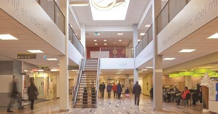 Elisabeth TweeSteden ziekenhuis revitaliseert duurzaam