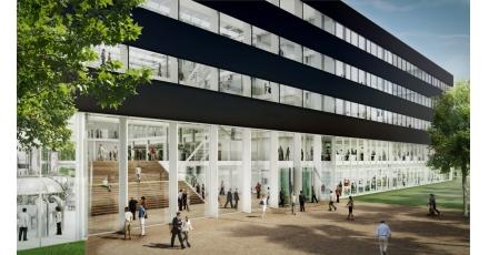 Eneco neemt warmte / koudeopslag Danone Innovation Center over van OVG