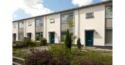 Energetische verbeteringen bij renovatieproject Middelburg