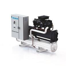 Energie-efficiënte koudwatermachines met VVR-technologie