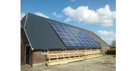 Energie-investeringsaftrek ook in 2013 interessant voor ondernemers