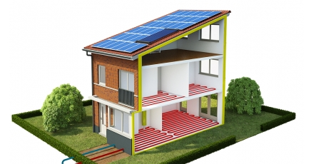 Energieleverende woning voor 100.000 euro